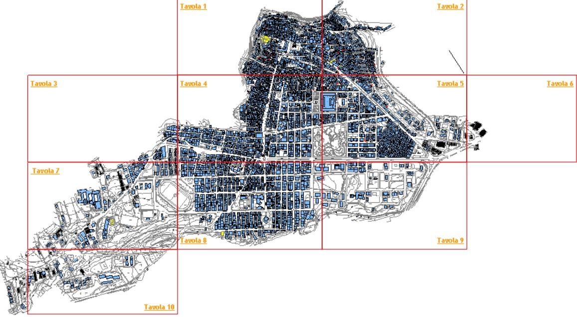 cartografia completa Francofonte